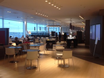 Aspire Lounge Amsterdam Schiphol 3