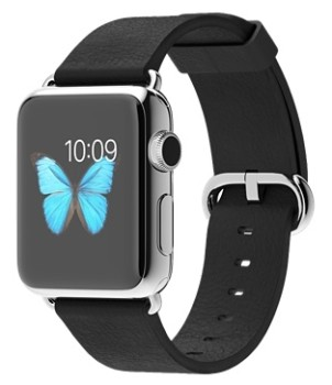 Black Apple Watch