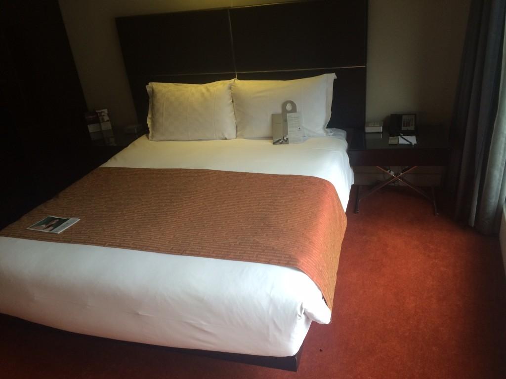 Park Plaza Westminster Bridge hotel review
