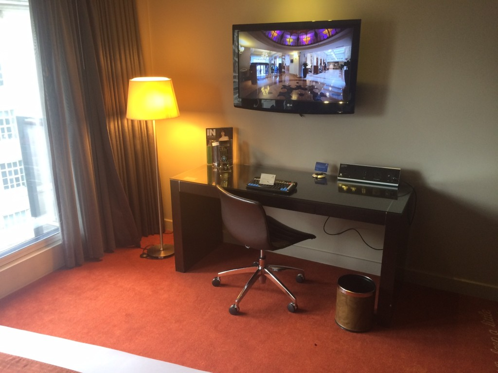 Park Plaza Westminster Bridge hotel review