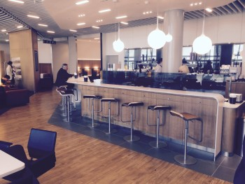 Lufthansa Senatar Lounge Heathrow Terminal 2
