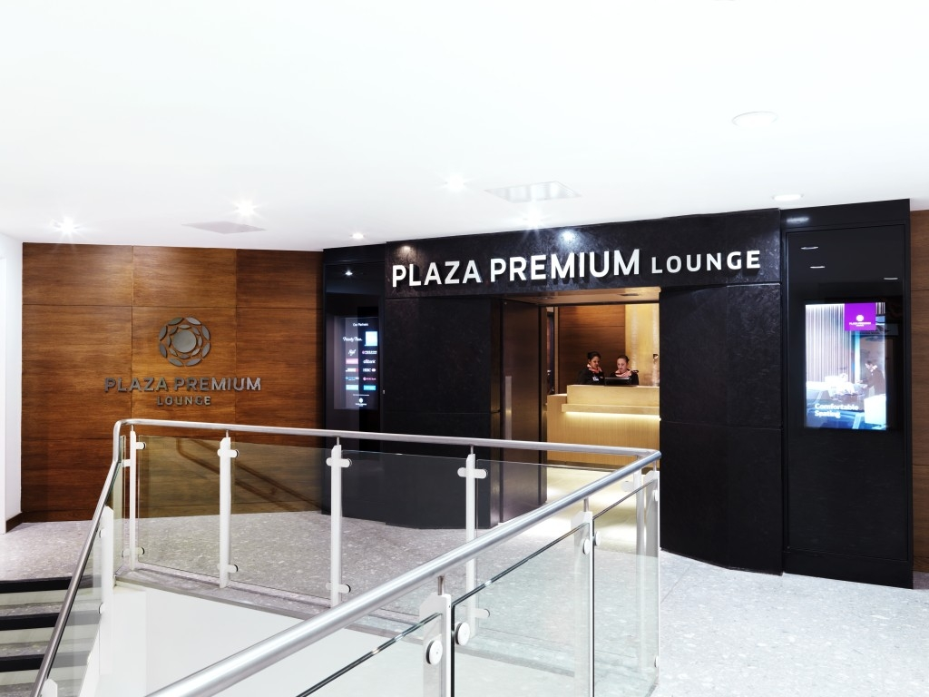Plaza Premium Terminal 4 one