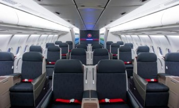 Turkish Airlines 777 seating