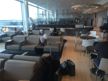 Aspire lounge Amsterdam Schiphol Priority Pass