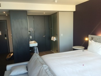 Innside hotel Manchester bedroom