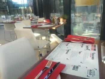 Innside hotel Manchester restaurant