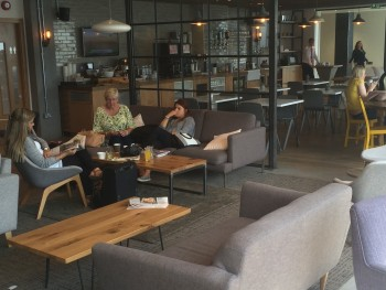 My Lounge London Gatwick North terminal review