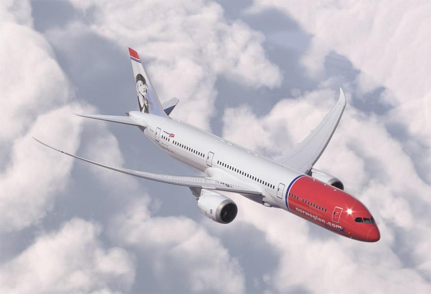 Norwegian drops London Gatwick to Las Vegas