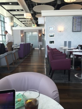 Aspire lounge Heathrow