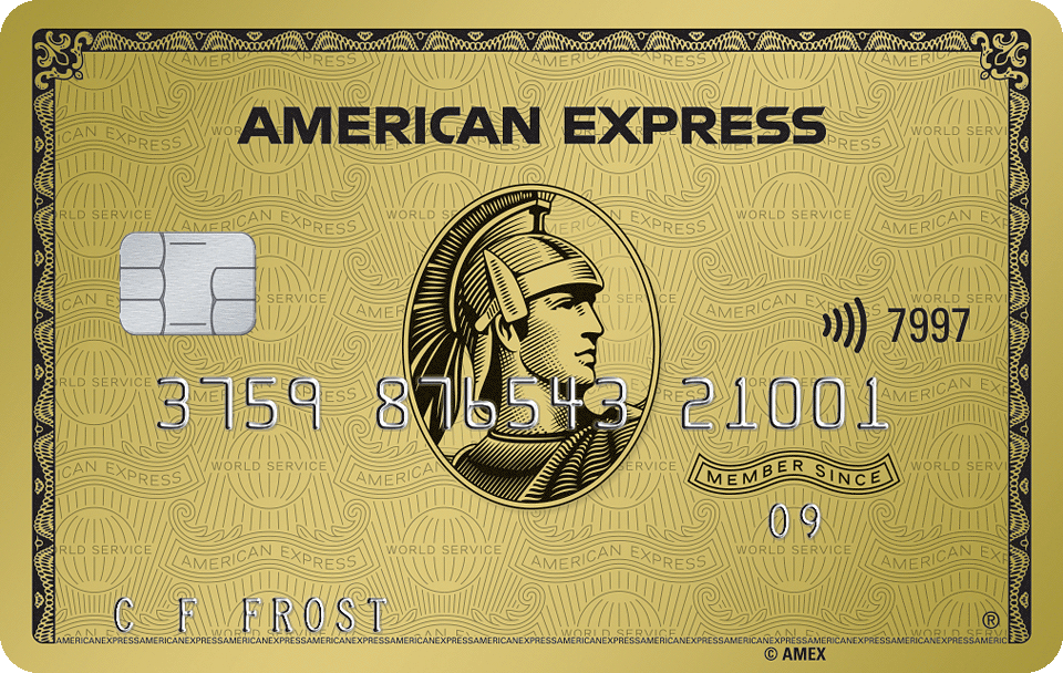 American Express Preferred Rewards Gold