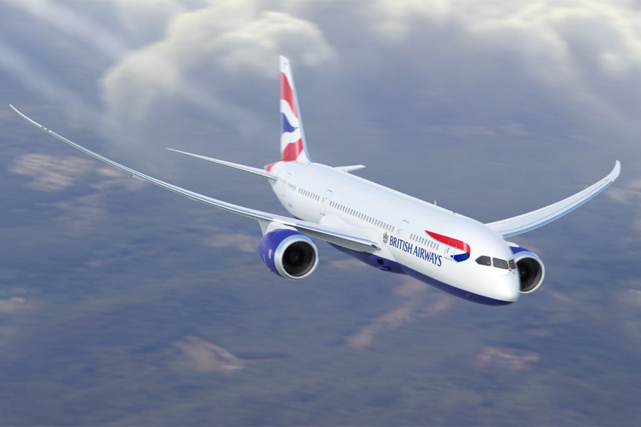 British Airways luxury flight and holiday sale