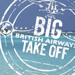 British Airways Take Off