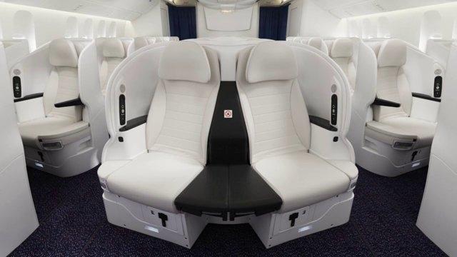 Air New Zealand premium economy old