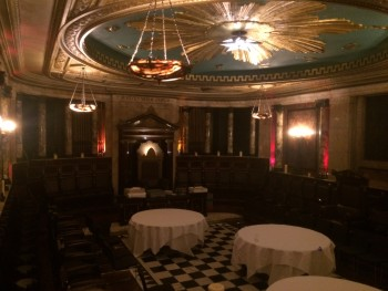Masonic Hall Temple Andaz hotel Liverpool Street