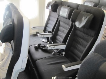 Air New Zealand Skycouch review