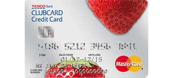 Tesco Mastercard credit card low rate