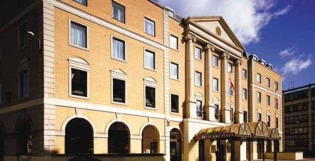 Cambridge City Hotel now Hilton Cambridge