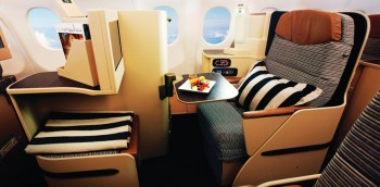 Etihad 777 business class