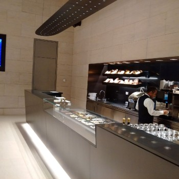 Qatar Airways First Class lounge Doha 5