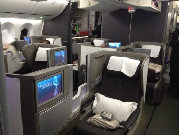 British Airways 787-9 Club World business class review