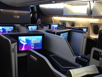 British Airways 787-9 First Class review