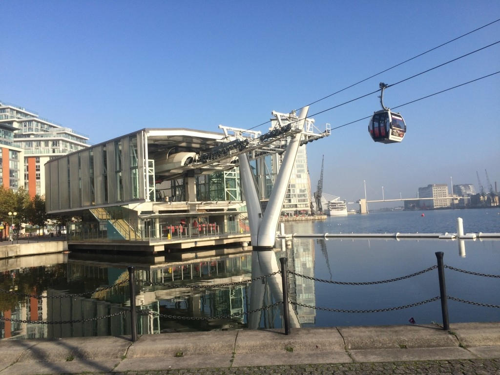 Emirates cable car 1