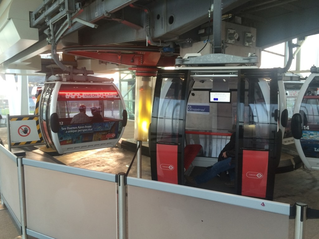 Emirates cable car 2