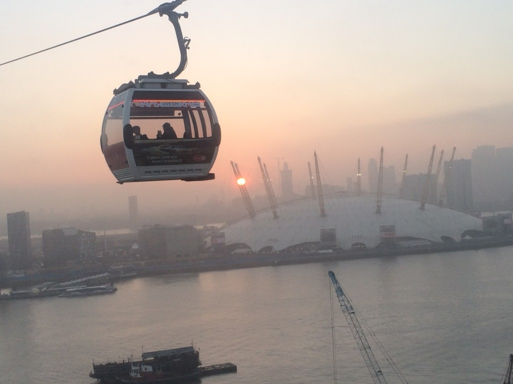 Emirates cable car 5