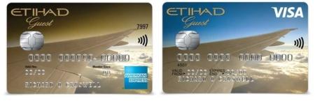 Etihad Guest credit cards closed