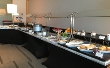 AA flagship dining