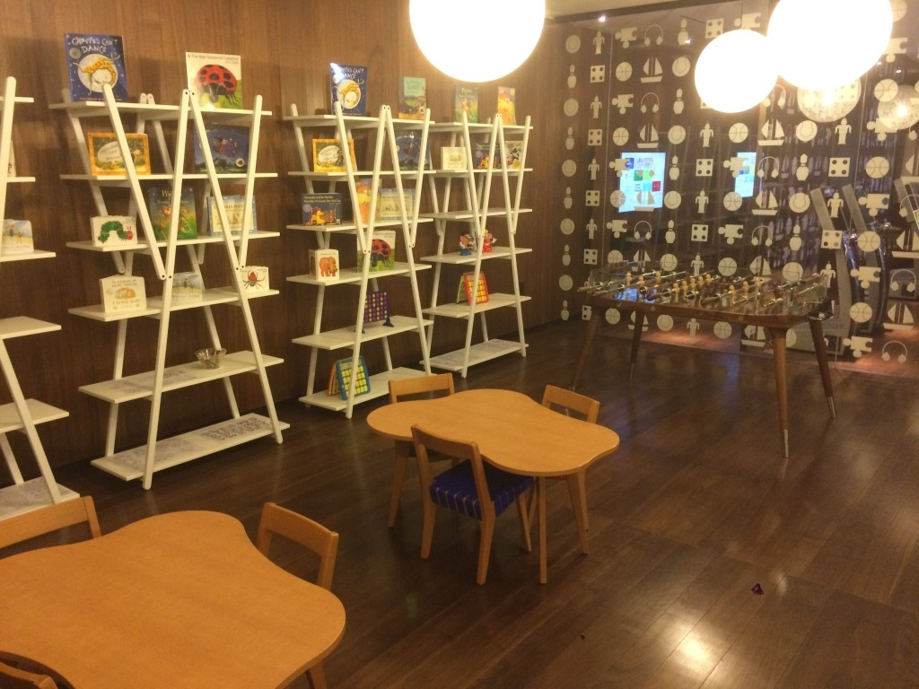 Review of Al Safwa First Class Lounge, Hamad Airport, Doha, Qatar