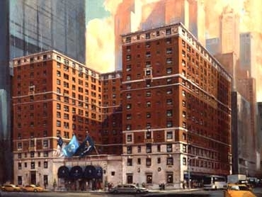 Review of the InterContinental Barclay, New York