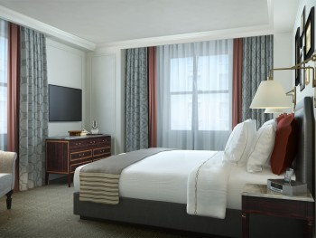 InterContinental New York Barclay reopening