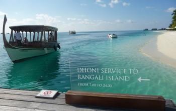 Conrad Rangali Maldives review