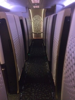 Etihad A380 First Class Apartment seat review