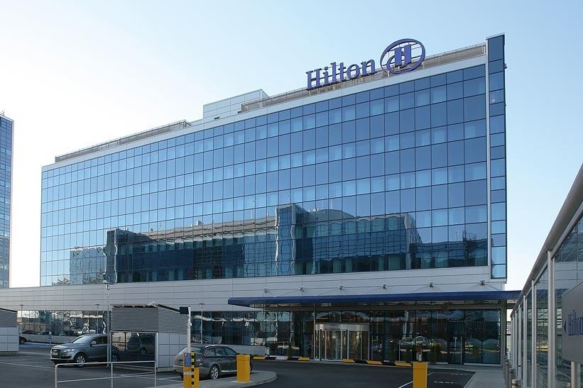 Hilton Helsinki Airport hotel review