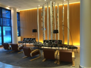 Hilton Helsinki Airport review