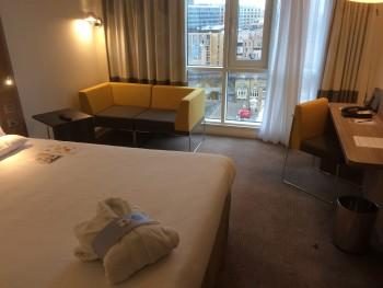 Review Novotel London Blackfriars hotel