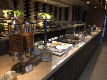 Plaza Premium Lounge Heathrow Terminal 4 review