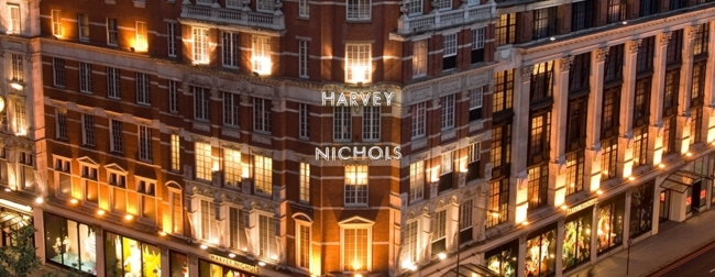 A decent Harvey Nichols offer has appeared on many American Express cards.