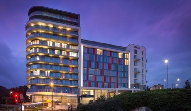 Hilton Bournemouth exterior