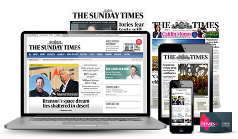 Times Travel Awards 2017
