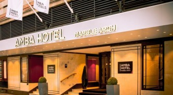 My review of the Amba Hotel Marble Arch