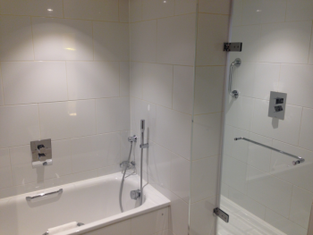 Amba Marble Arch hotel review bathroom