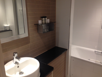 Amba Marble Arch review bathroom