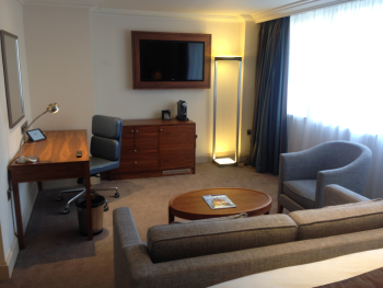 Amba Marble Arch hotel review Executive Room
