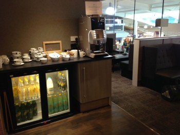 Coffee aspire lounge luton review