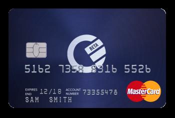 Curve prepaid MasterCard