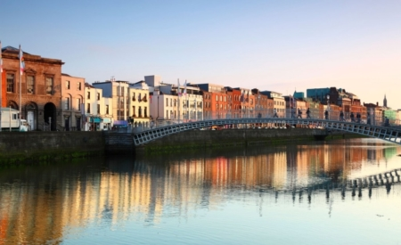 Ireland re-opens to the UK with no adult testing requirements