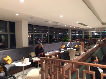 No 1 Traveller Lounge Gatwick South 4